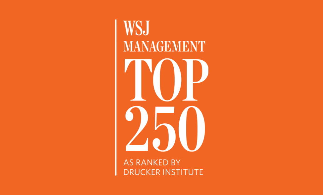logo of the wall street journal top 250